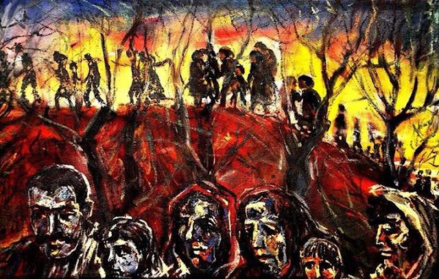 """Διάλεξη με θέμα: """"Η Γενοκτονία των Ελλήνων του Πόντου"""" στην Ελληνοαμερικανική Ένωση"""