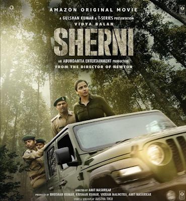 Sherni (2021) Hindi 5.1ch 720p | 480p HDRip ESub x264 1Gb | 400Mb