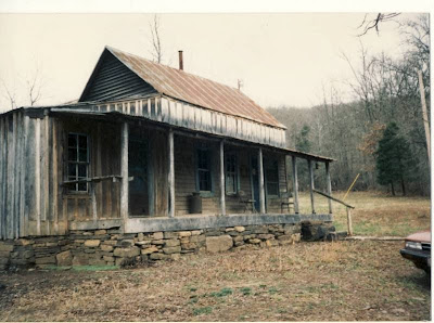 Elias Russell homestead