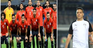 حسام البدري يستقر على تشكيل منتخب مصر أمام كينيا