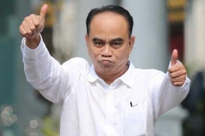 Baru Ketahuan! Ketum Projo Ternyata Sempat Incar Kursi Wakil Prabowo