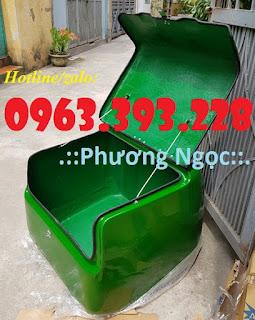 Thùng giao hàng cỡ lớn, thùng chở hàng quần áo, thùng giao hàng nhanh 18eb4d06bd9a58c4018b
