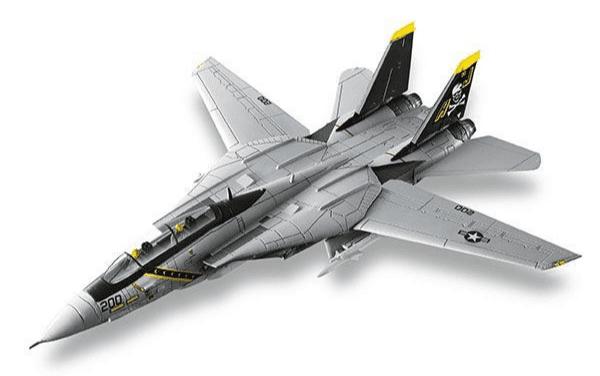 aviones de combate F-14 Tomcat