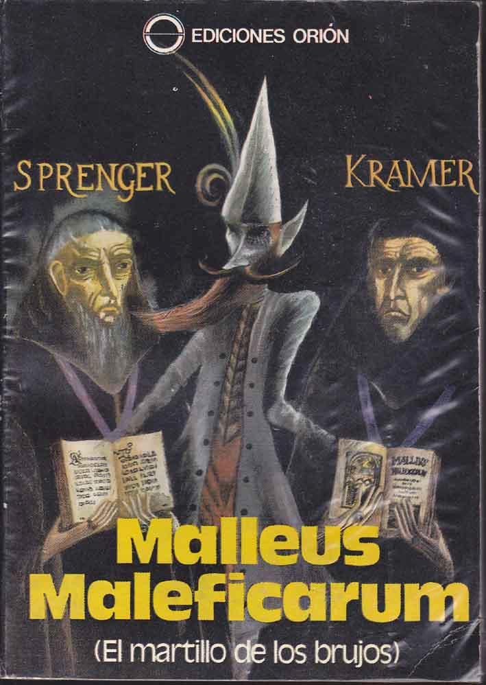 El martillo de las brujas – Heinrich Kramer