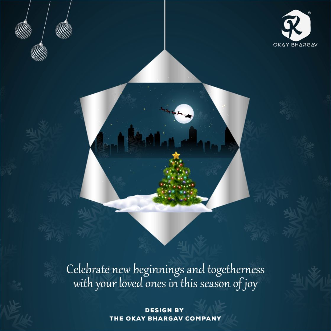 Christmas Free After Effect Template | Covid-19 Christmas | Download Free Project| Okay Bhargav
