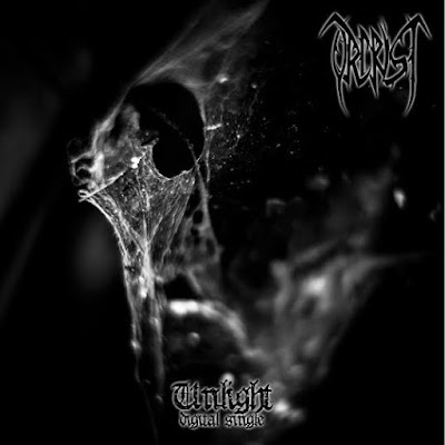 Orcrist - Unlight - single cover - 2016