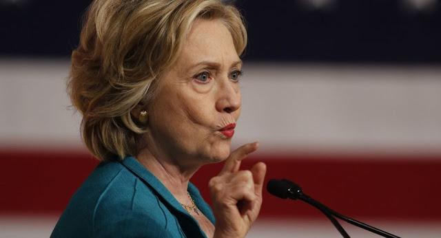 Hillary Clinton chiede più censura dai Big Tech