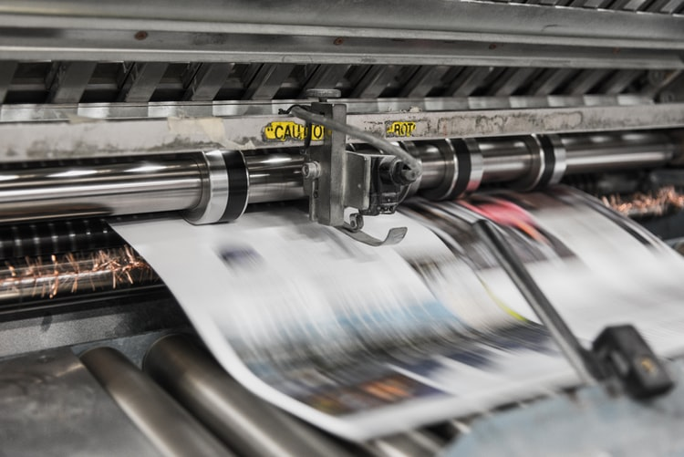 usaha digital printing terdekat, usaha percetakan