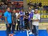 Inauguran torneo de baloncesto dedicado a Molio