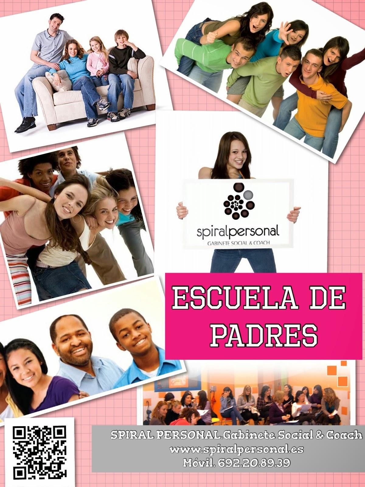 Escuela de Padres. Colegio Virgen del Perpetuo Socorro. Jerez de la Fra. Viernes 31 enero.