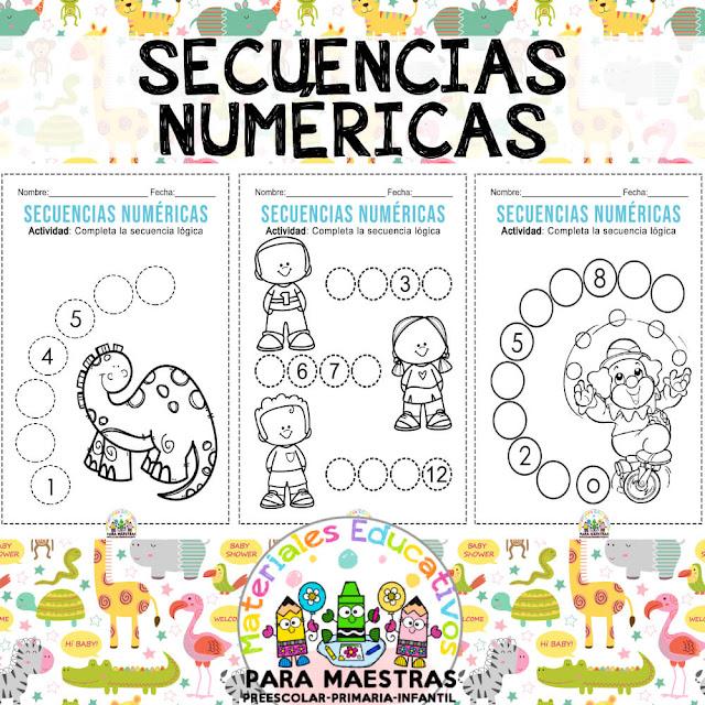 fichas-trabajar-secuencias-numericas