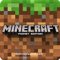Minecraft - Pocket Edition 0.14.09 APK Android with Mod Download