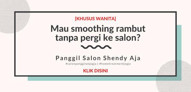 smoothing rambut jogja