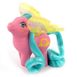 MLP Sun Glider Year Seven Windy Wing Ponies G1 Pony