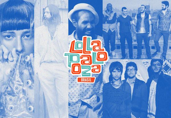 Lollapalooza 2017: A faceta tupiniquim do festival de Chicago que se prepara para sua próxima edição!