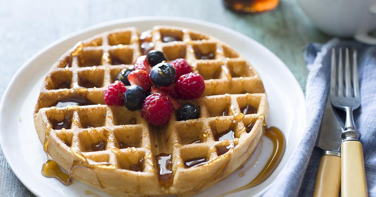 Resep Aneka Kue Waffle Yang Praktis Dan Enak