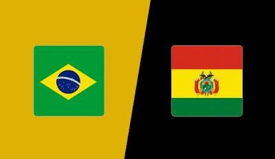 بث مباشر مباراة البرازيل وبوليفيا