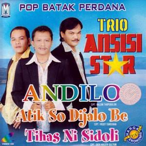 Trio Ansisi Star - Melati Di Tangan