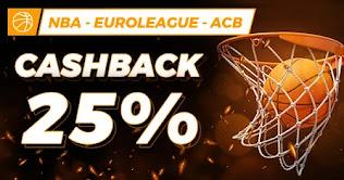 paston promo NBA Euroleague ACB hasta 3 enero 2021