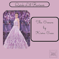 The Crown a quick review on Reading List