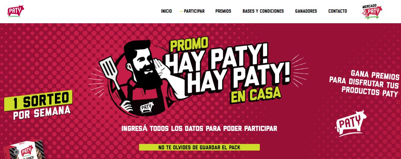 Promo Paty