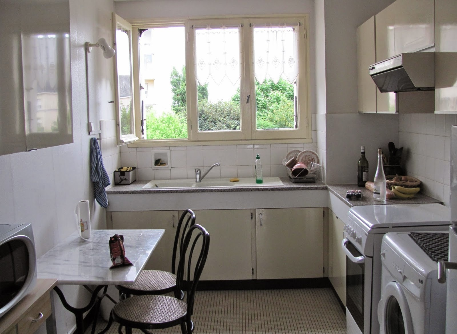 Desain Dapur Sederhana Pada Ruang Sempit