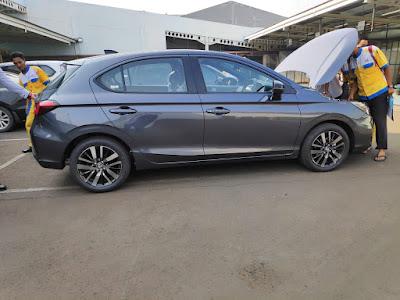 Honda City Hacthback Bisa Kamu Lihat Di Dealer Resmi Honda Bekasi Honda Prima Harapan Indah