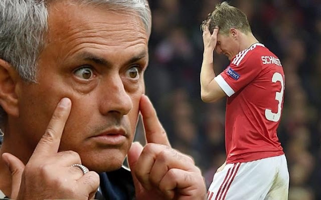 Jail Mourinho for Schweinsteiger treatment