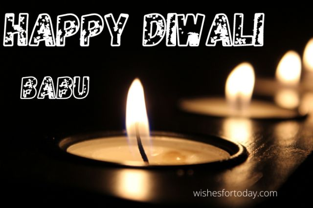 Happy Diwali babu love images