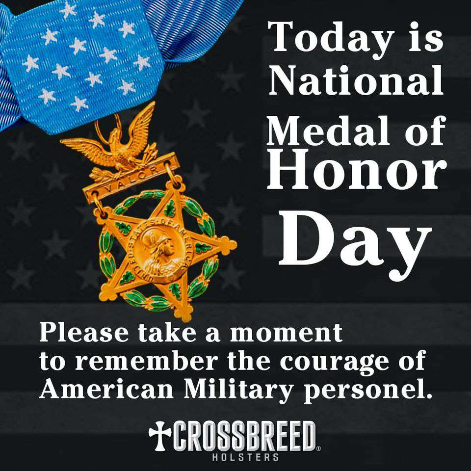 National Medal of Honor Day Wishes
