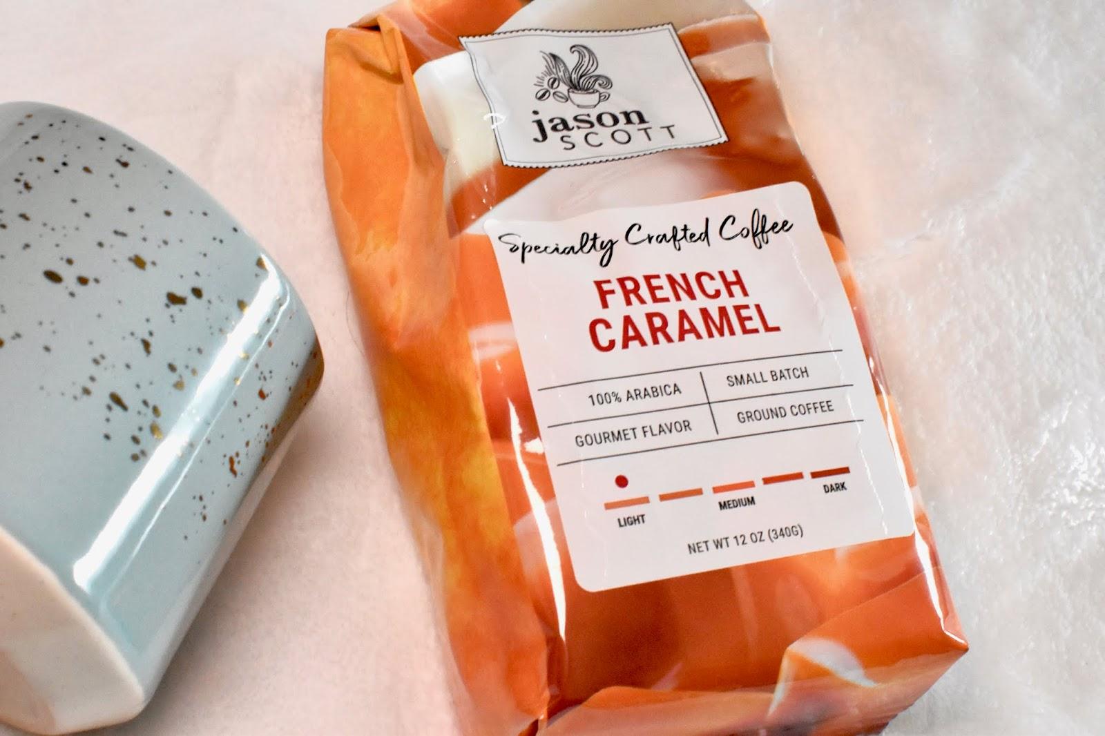 Jason Scott French Caramel Coffee