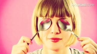trucos para desaparecer los ojos cansados