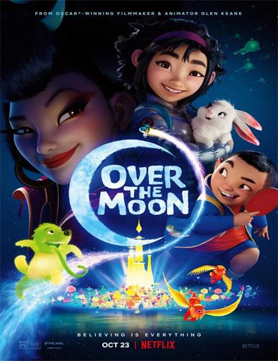 Poster de Más allá de la Luna
