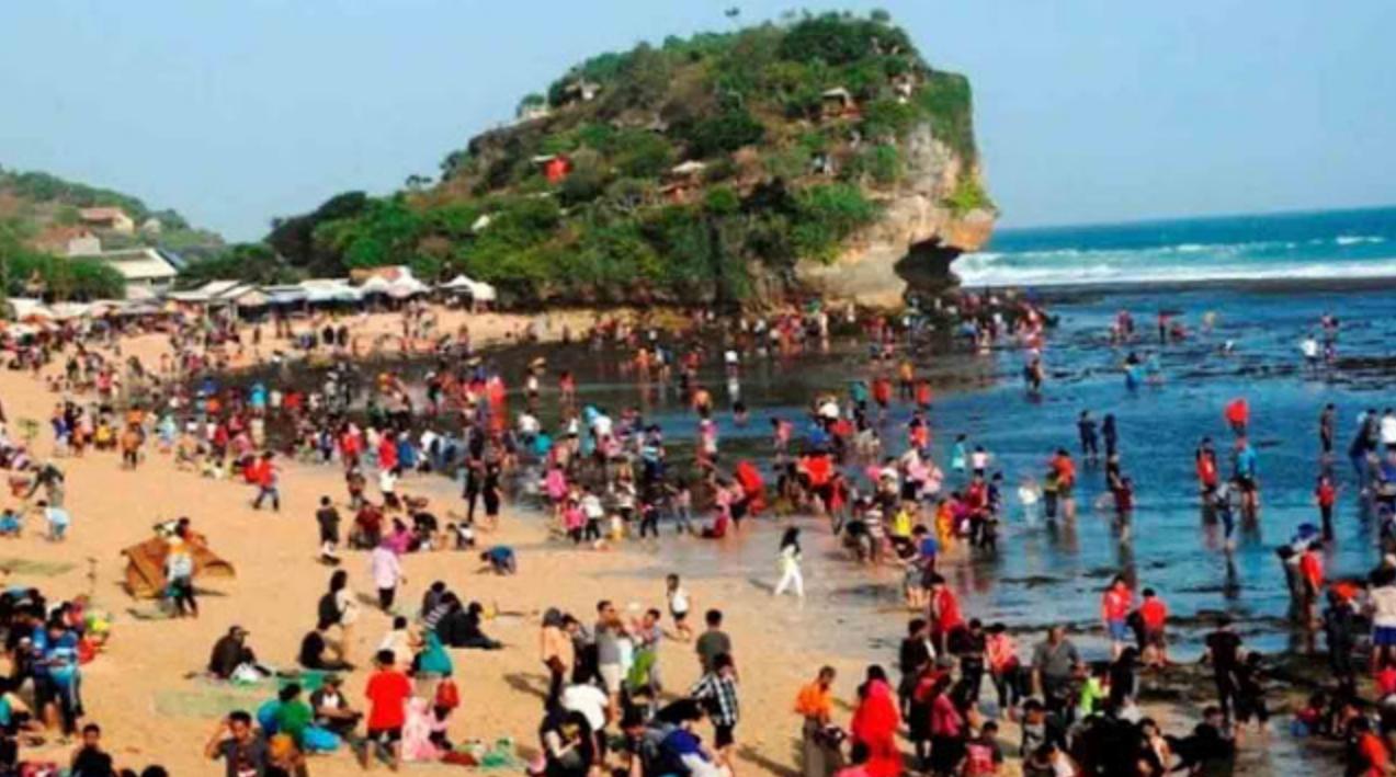 Tips Berlibur Ke Pantai Yogyakarta Di Akhir Tahun Dan Tahun Baru 2021