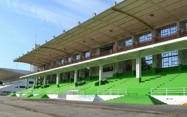 Hipódromo La Plata remodelación tribuna popular