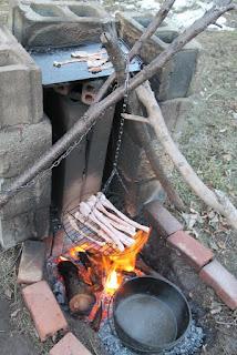 Rocket Silo Sap and Bacon