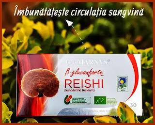 pareri beta glucan forte reishi forum remedii naturiste circulatia sangelui