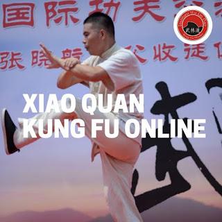 Curso de Kung fu Online: Xiaoquan