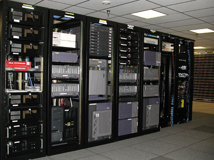 computer technology save money by finding a used server cabinet online