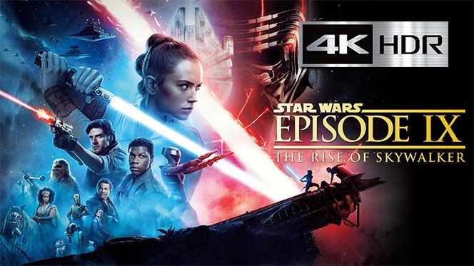Star Wars: El ascenso de Skywalker (2019) Web-DL 4K UHD [HDR] Latino-Ingles