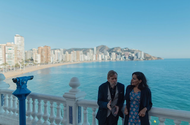 'Nieva en Benidorm' la nueva película de Isabel Coixet