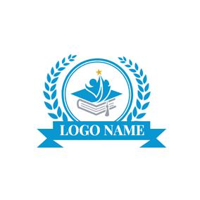Create School Logo   Educational Logo   New School Logo Online free
