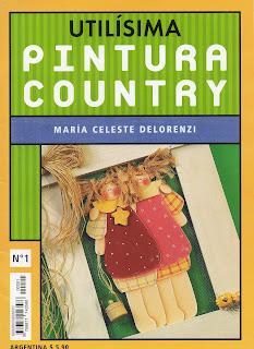 Utilisima Pintura Country Nro. 1