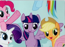 MLP Value#5 Series 3 Trading Card