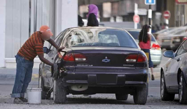 Getting your Car washed at Makkah streets will now lead you to pay 1000 Riyals fine - Saudi-Expatriates.com
