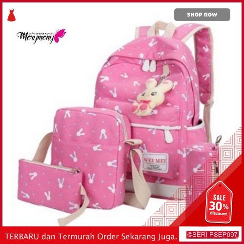 ION545 TAS BUNNY Tas Ransel Backpack
