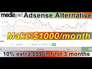 google adsense alternative, media.net review