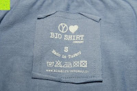 angenäht: Bioshirt Company Damen Basic Fitness-Shirt Yogashirt Sport Fitness T-Shirt TankTop
