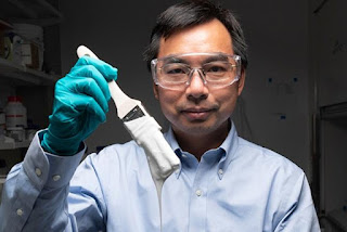 Purdue researchers create the world's whitest paint