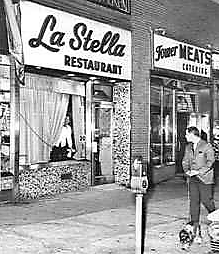 La Stella, site of 1966 mob meeting